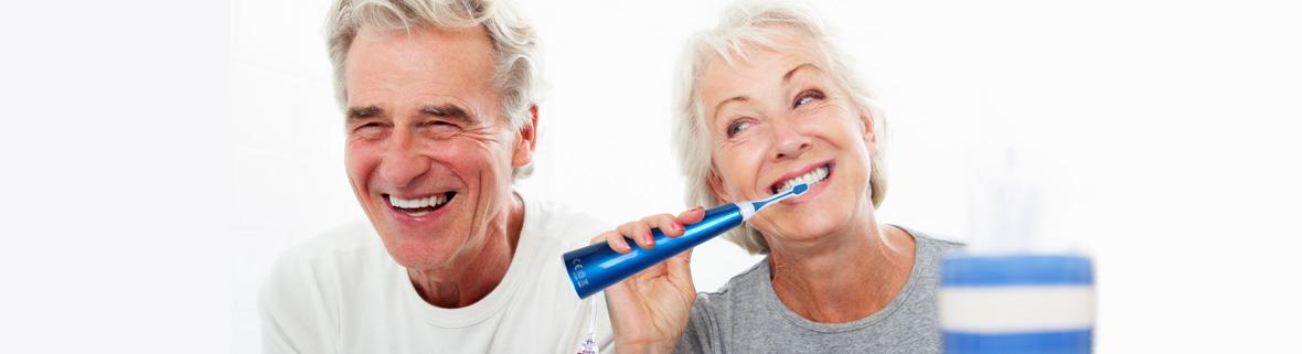 Berrierefreies & einfaches Zähneputzen